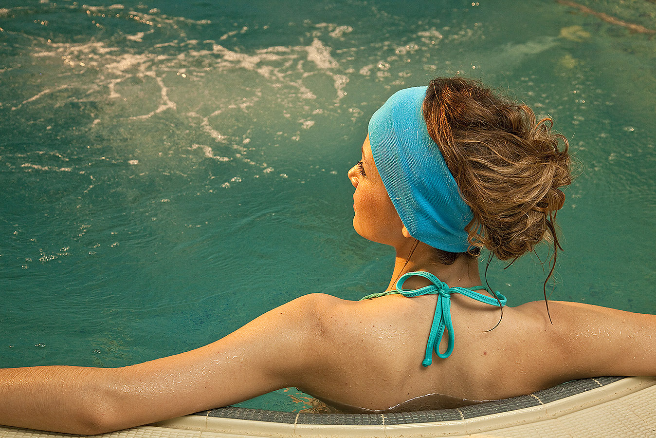 The thermal pools and the benefits for the body
