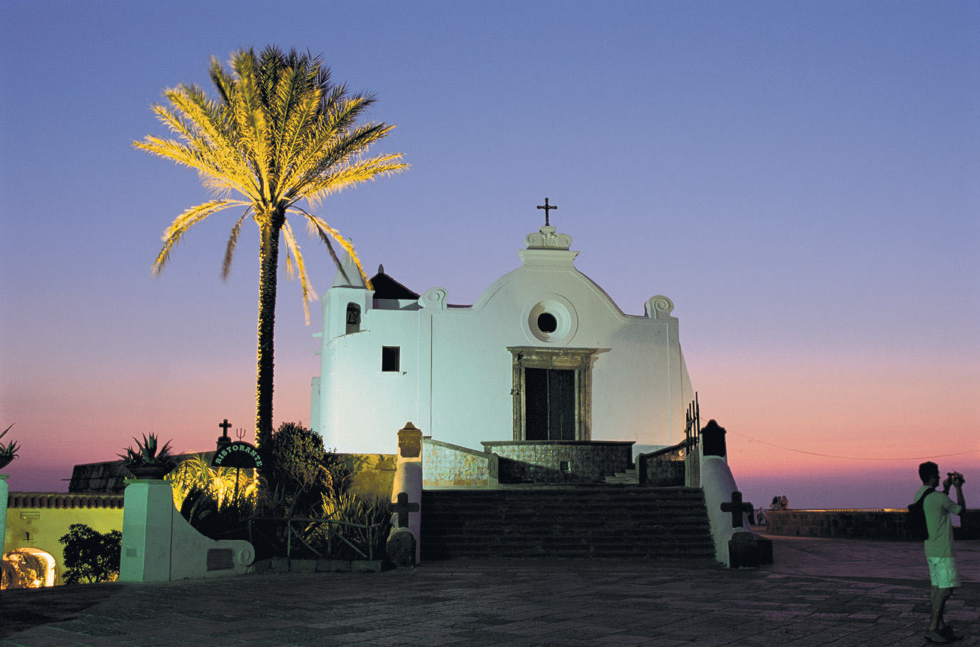 The most beautiful churches of Ischia